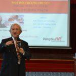 26/03/2016 – Một đời thương thuyết do GS Phan Văn Trường trực tiếp chia sẻ tại Vũng Tàu