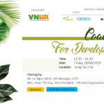 "28/06/2019 – Hội thảo ""Coaching for Development"" – VungtauHR"